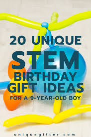 20 stem birthday gift ideas for a 9 year boy unique gifter