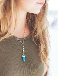 charm drop necklace images Necklaces bungalow seven jpg