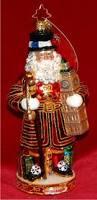 christmas crown guard radko ornament radko ornaments ornament