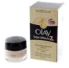 Olay Eye olay total effects anti aging 7 in 1 eye transforming
