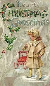 1180 best christmas vintage illustrations images on pinterest
