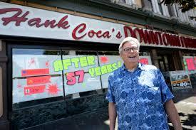 Cocas Furniture san jose hank coca u0027s downtown furniture closing its doors
