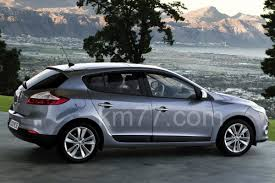 renault dubai 2009 renault megane 5 door images leaked on the net