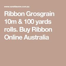 buy ribbon online ribbon grosgrain 10m 100 yards rolls buy ribbon online