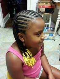 young black american women hair style corn row based little black kids braids hairstyles picture regarding braided