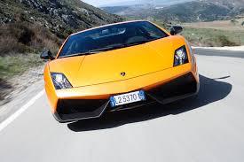 Lamborghini Gallardo Front - 2008 lamborghini gallardo superleggera latest news features