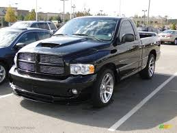 2005 dodge ram 1500 single cab black 2005 dodge ram 1500 srt 10 regular cab exterior photo