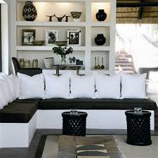 African Inspired Home Decor Modern Contemporary African Theme Interior Decor Design Luv The