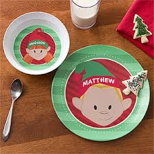 personalized dinnerware personalized kids dinnerware christmas characters