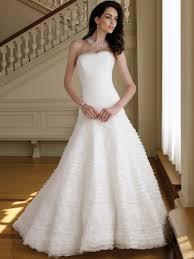 a line princess wedding dress classic and a line wedding dresses strapless organza