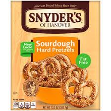 pretzel delivery order snyder s of hanover sourdough pretzels fast delivery