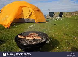 bbq tent cing tent bbq stock photos cing tent bbq stock images alamy