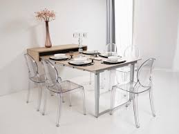 cuisine gain de place luxe table cuisine 4 personnes murale design gain de place beraue