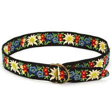 floral belt vintage 1960s european floral folk embroidery belt via vtg vox pop