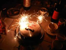 birthday cake sparklers ben harvey birthday cake sparklers food and drink