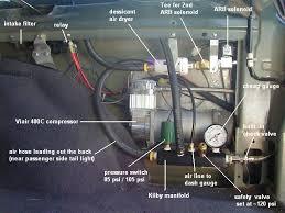 arb onboard air compressor wiring diagram ewiring