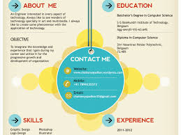 Resume About Me Innovation Resume Me 7 Contact Graphics Amp Web Designer Write A