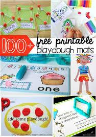 printable alphabet mat 100 free playdough mats playdough to plato