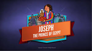 the story of joseph the prince of egypt bible video for kids