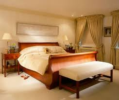 Mahogany Bed Frames 50 Sleigh Bed Inspirations For A Cozy Modern Bedroom