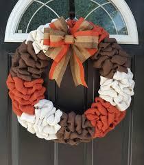 front door wreath ideas best 25 fall burlap wreaths ideas on pinterest burlap fall