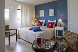 chambre gris et bleu decoration chambre gris bleu visuel 5