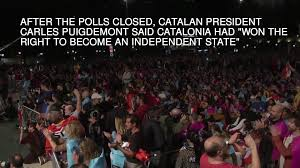 catalan independence referendum spain braced for constitutional