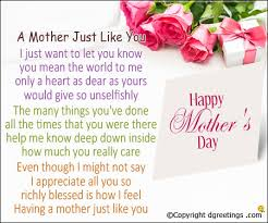 happy mothers day poems from daughter and son short funny
