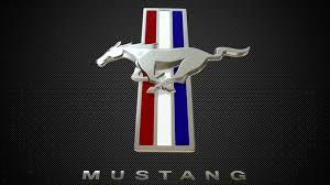 mustang logo mustang logo 3d cgtrader