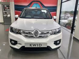 kwid renault renault kwid customized looks stunning now available in goa