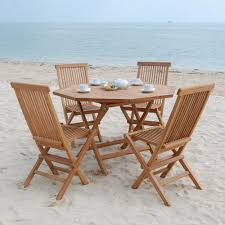 Teak Outdoor Dining Table And Chairs Teak Outdoor Dining Table Best Gallery Of Tables Furniture