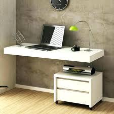 Modern Floating Desk Modern Floating Desk Two Person Mid Century Tandemdesigns Co