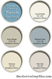 choosing paint color candice olson u0027s favorite neutrals sublime