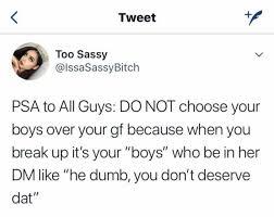 Dumb Bitch Meme - dopl3r com memes 4 tweet too sassy lssasassybitch psa to all