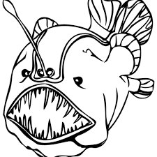 printable 38 fish coloring pages 8654 fish coloring page