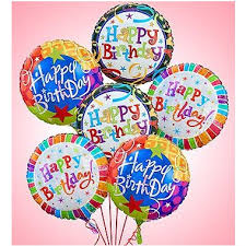 seattle balloon delivery 6 happy birthday balloons 1 800 flowers 4 gift seattle