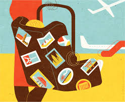 New York Times Travel by Illustration Otto Steininger