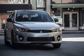 mitsubishi lancer 2017 blue mitsubishi lancer gets a limited edition as it bids farewell