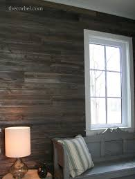 antique wood wall the corbel