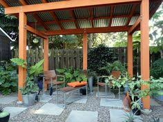 Pergola Backyard Ideas Diy Porch Roof Ideas Google Search Diy Pinterest Metal