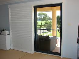 Bypass Shutters For Patio Doors Traditional And Convenient Bi Pass Shutters The Shutter Guy