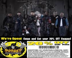 spirit halloween coupon code halloween ricardoguillaume we re ba aack shuttered stores return