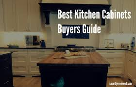 Kitchen Cabinet Buying Guide How To Choose The Best Kitchen Cabinets In 2017 Smartly Reviewed