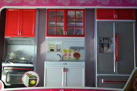 Red And Teal Kitchen by Amazon Com Barbie Sized Dollhouse Furniture Modern Comfort