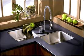 Corner Kitchen Sink Base Cabinet Kitchen Astonishing Corner Kitchen Sink With 33quot Infinite