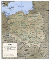 Map Poland Download Free Poland Maps