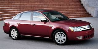 2007 ford taurus 2008 ford taurus review