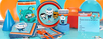 octonauts party supplies octonauts party party supplies party delights