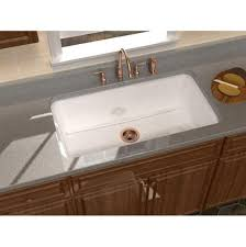 Undermount Kitchen Sink With Faucet Holes Sinks Kitchen Sinks Undermount Mountainland Kitchen U0026 Bath