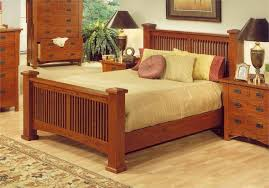 Bedroom With Oak Furniture Marvelous Mission Style Bedroom Furniture And Mission Furniture